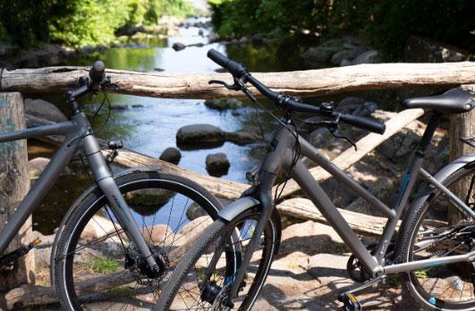 Trekingová kola