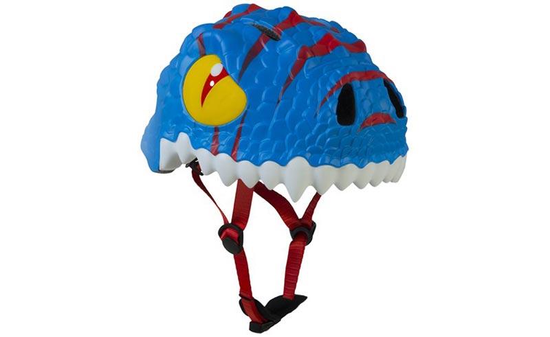 Dětská helma Crazy safety Drache modrá