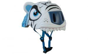 Dětská helma Crazy safety Tygr modrá