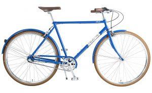 Retro pánské jízdní kolo Checker Pig Charlie modre