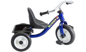 "Tříkolka BBF ""Robby Roadster Trike"" - 10"" modrá"