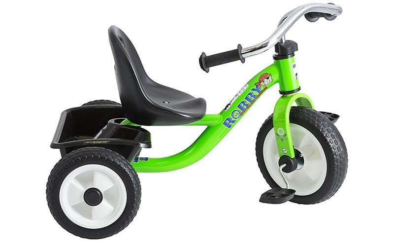 """Tříkolka BBF """"Robby Roadster Trike"""" - 10"""" zelená"""
