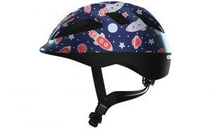 Dětská helma Smooty Kid modrá