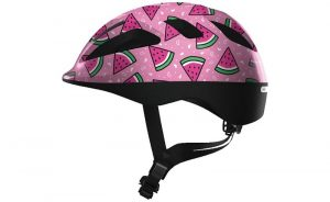 Dětská helma Smooty Kid růžová