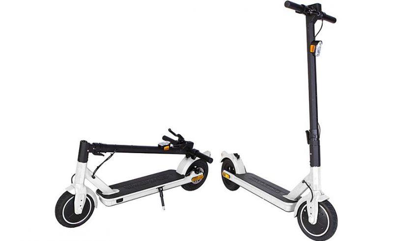 Elektrokoloběžka E-Scooter Streetbooster One bílá